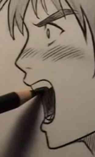 Dessiner Anime Tutoriel Manga Application Android Allbestapps