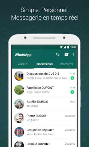 WhatsApp Messenger 1