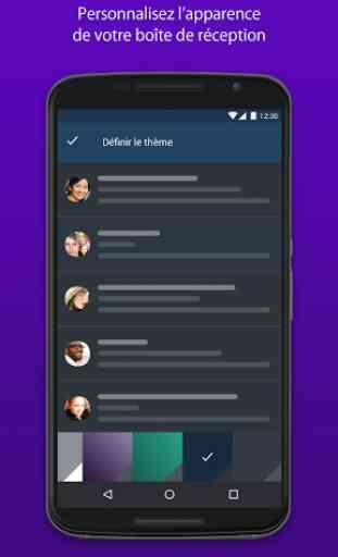 Yahoo Mail – Restez organisé! 2