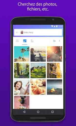Yahoo Mail – Restez organisé! 4