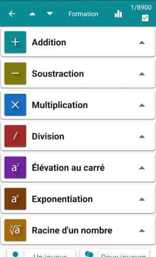 Astuces mathématiques 2