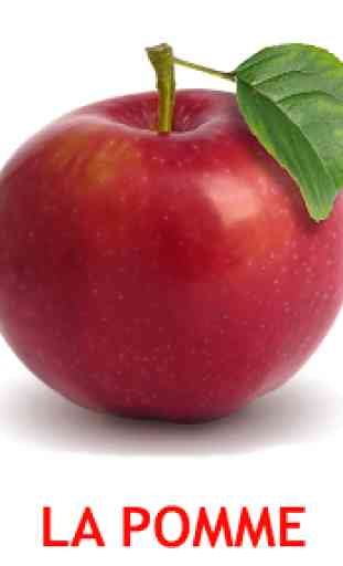 Je découvre: fruits et légumes 2