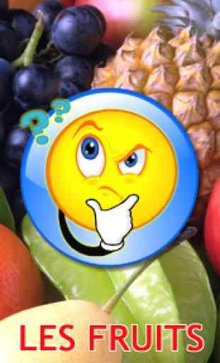 Je découvre: fruits et légumes 4