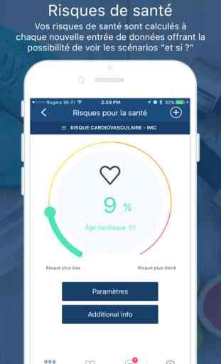 Tactio Santé : Mon carnet de santé connectée 2