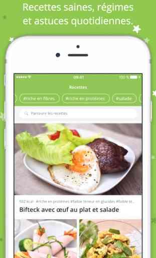 YAZIO – Compteur de Calories: Régime et Maigrir 3