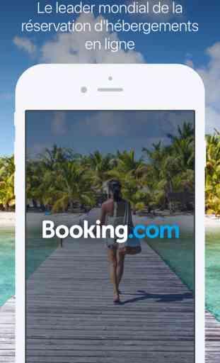 Booking.com - réservations et offres d'hôtels 1