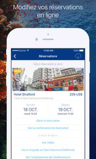 Booking.com - réservations et offres d'hôtels 4
