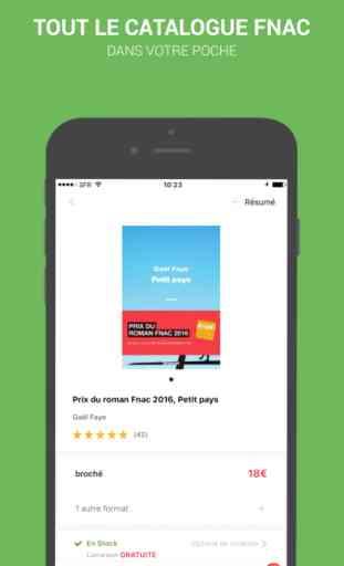 FNAC-Achat en ligne de livres, tablette, enceintes 3