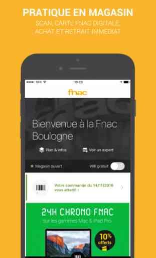 FNAC-Achat en ligne de livres, tablette, enceintes 4