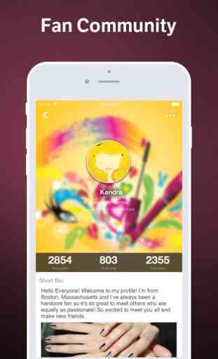 Makeup Amino (Android/iOS) image 1