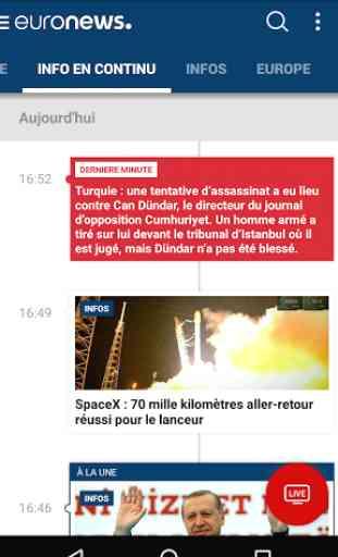 Euronews 3