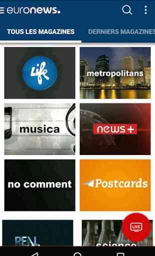 Euronews 4