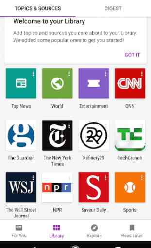 Google Play Kiosque 2