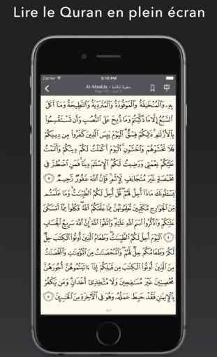 Le Saint Coran avec Tafsir pour Muslim-  القرآن الكريم - Coran GRATUIT en français - Quran 2