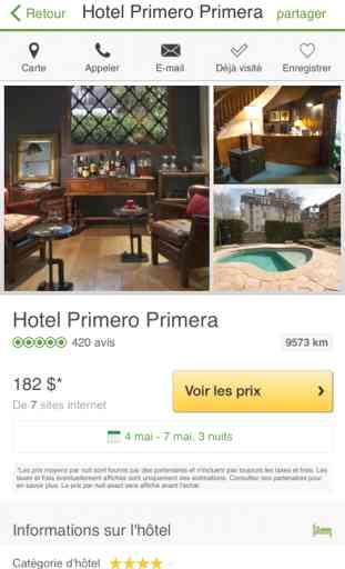 TripAdvisor: Hôtel Vols Restaurants 3