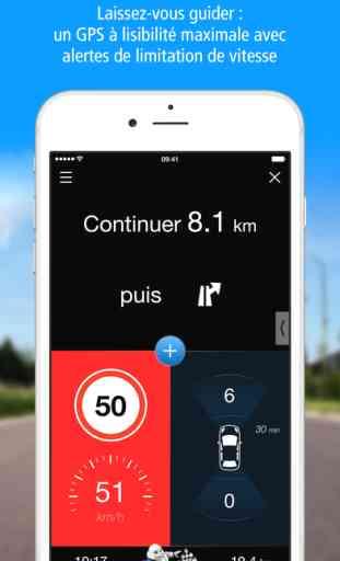 ViaMichelin : GPS, Trafic, Itinéraire 2