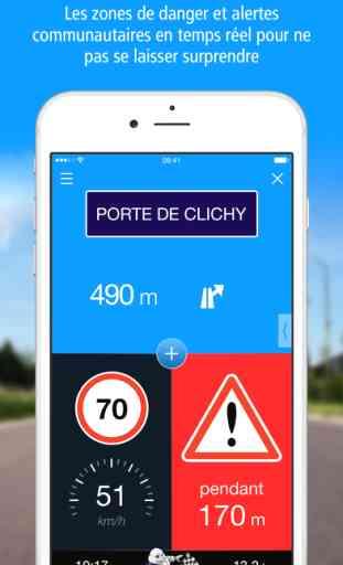 ViaMichelin : GPS, Trafic, Itinéraire 3