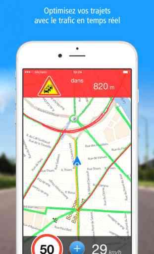 ViaMichelin : GPS, Trafic, Itinéraire 4