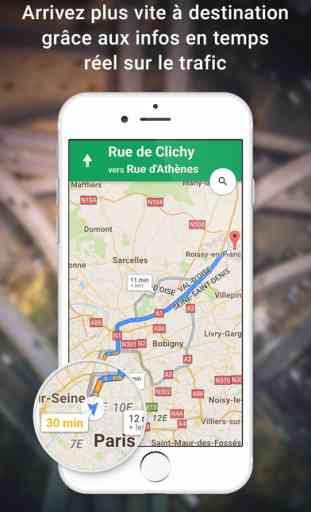 Google Maps, GPS & Transports Publics 1