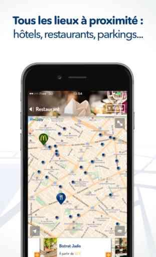 Mappy – itinéraire et recherche locale 2