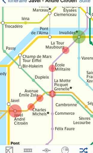 Métro Paris 3