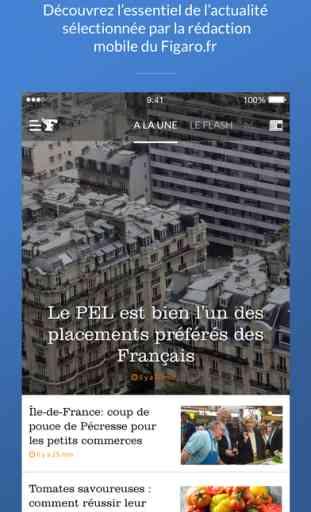 Le Figaro.fr, Actualités France et monde en direct 1