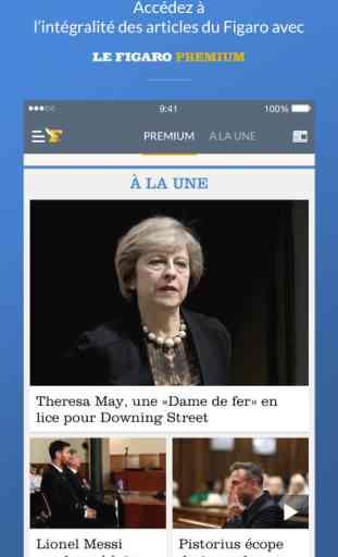 Le Figaro.fr, Actualités France et monde en direct 4