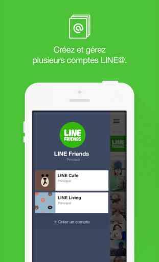 LINE@ 3