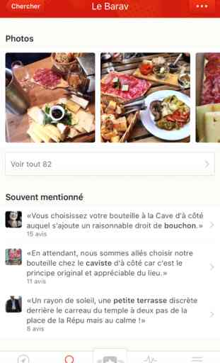 Yelp - Avis de Restaurants 4