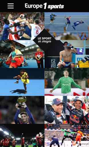 Europe1 Sports - votre appli sport 3