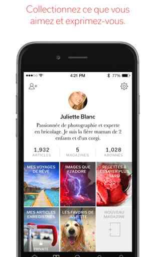 Flipboard: L'actualité de votre magazine social 4
