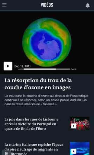 Le Monde, l'info en continu 4