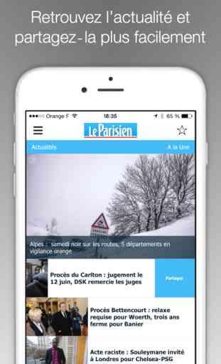 Le Parisien, les actualités France en direct 2