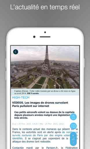 Le Parisien, les actualités France en direct 4