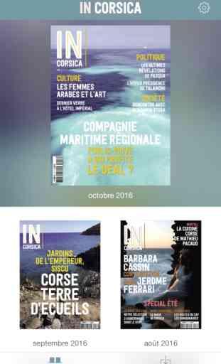 In Corsica magazine 1