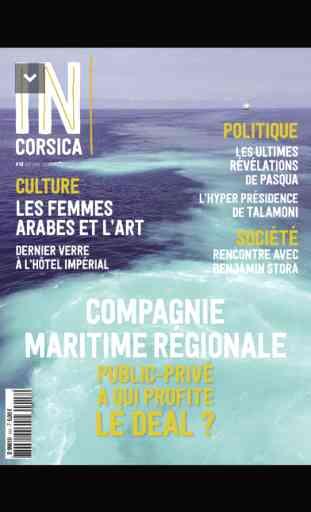In Corsica magazine 2