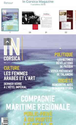 In Corsica magazine 3
