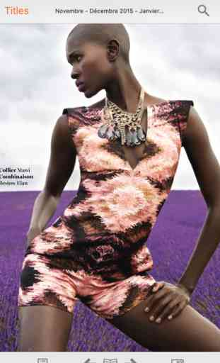 New African Woman, magazine de la femme africaine 2