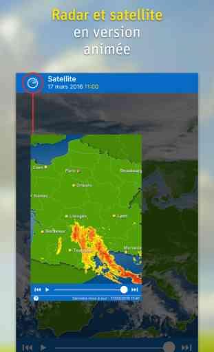 WeatherPro - L'App météo 2