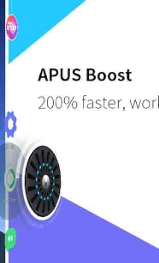 APUS Launcher: Petit, rapide. 2