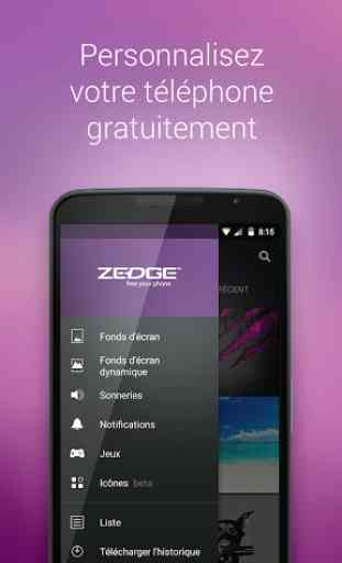 ZEDGE™ Sonneries Fonds d'Ecran 2