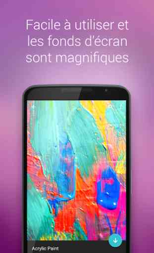 ZEDGE™ Sonneries Fonds d'Ecran 3