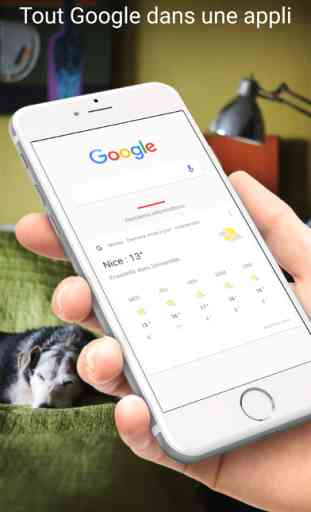 Google — l'appli officielle 1
