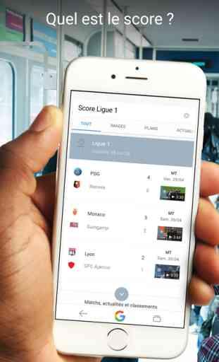 Google — l'appli officielle 3