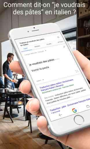 Google — l'appli officielle 4