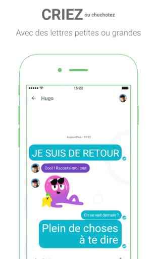 Google Allo – Appli de messagerie intelligente 2