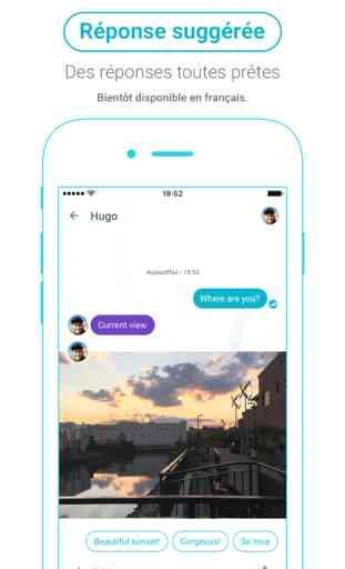 Google Allo – Appli de messagerie intelligente 3