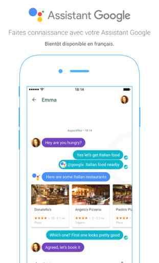 Google Allo – Appli de messagerie intelligente 4