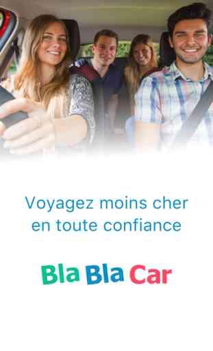BlaBlaCar - Covoiturage 1