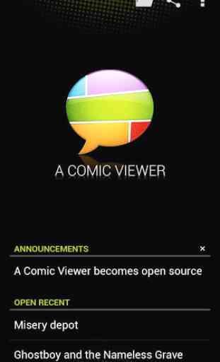 A Comic Viewer 2